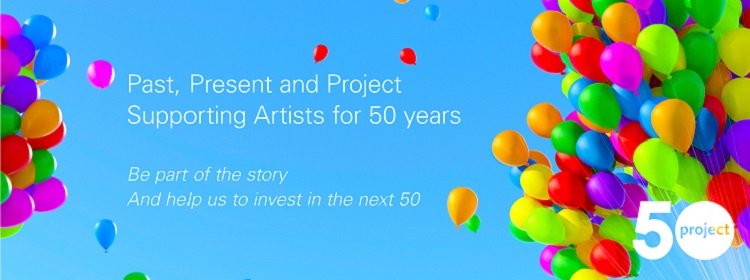 Project 50 Commissioning Fund - Project Arts Centre, Dublin