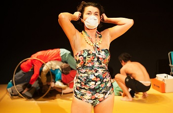 This Beach by Brokentalkers as part of Tiger Dublin Fringe 2016 – Theatre at Project Arts Centre, Dublin