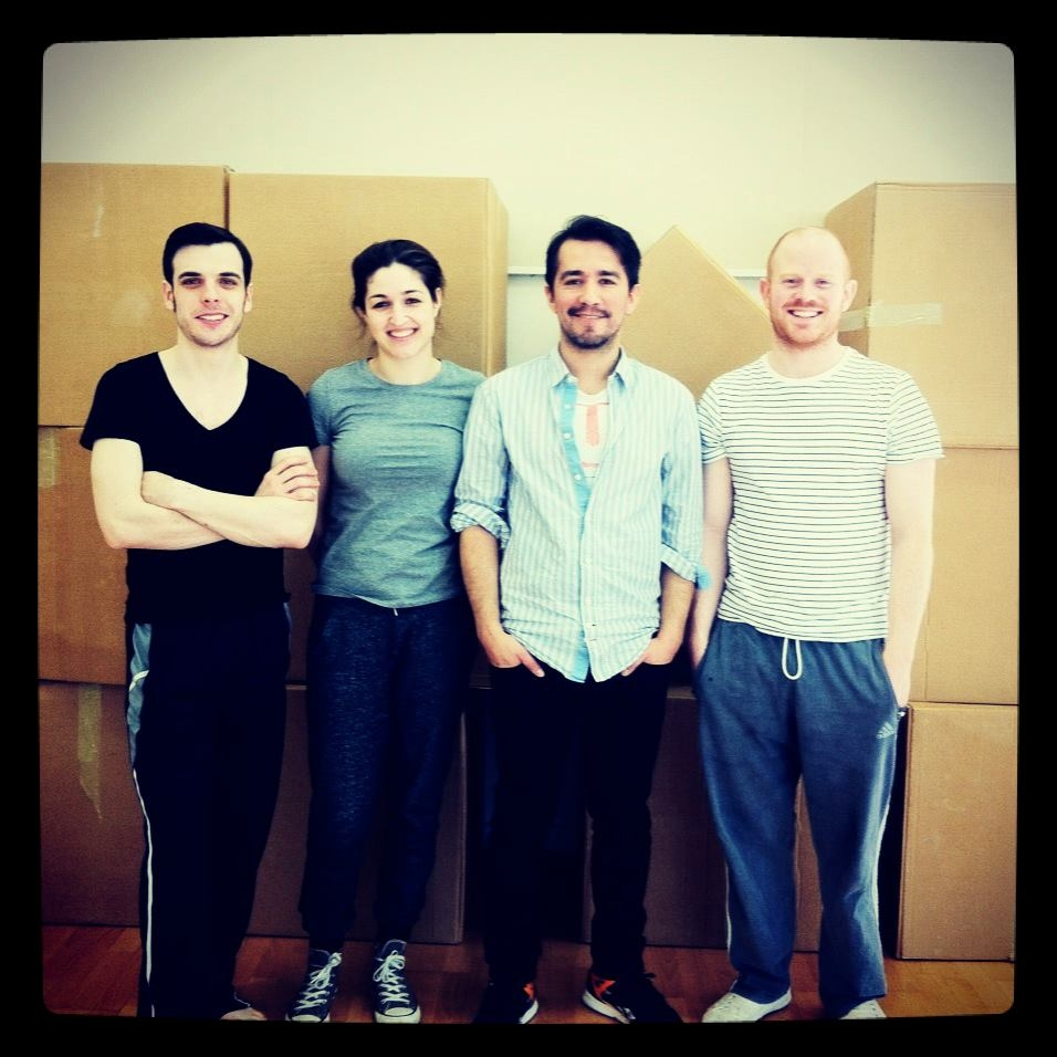 The Company - Project Artists Supported by Project Arts Centre, Dublin
