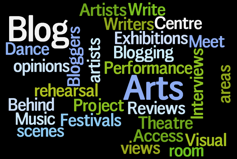 Blog for Project Arts Centre & tell us what you think
