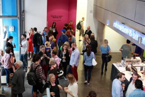 Culture Night at Project Arts Centre, Dublin
