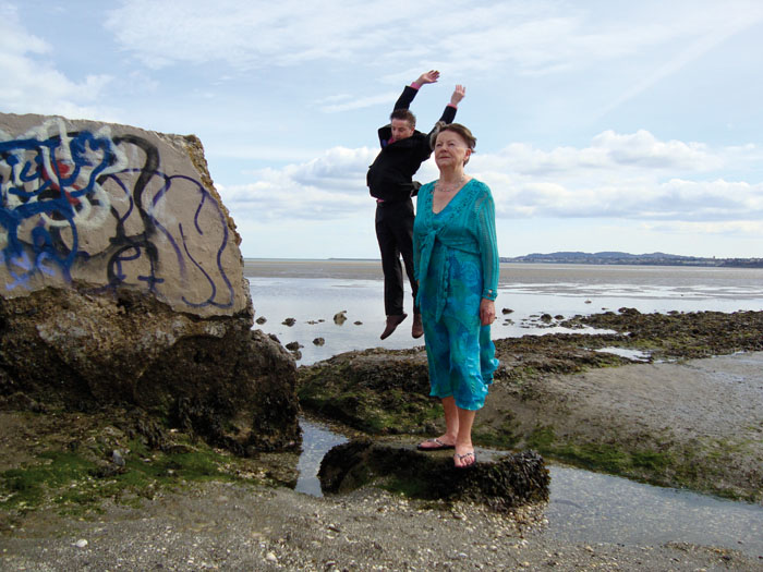 "CoisCéim Dance Theatre present ""Swimming With My Mother"" at Project Arts Centre, Dublin"