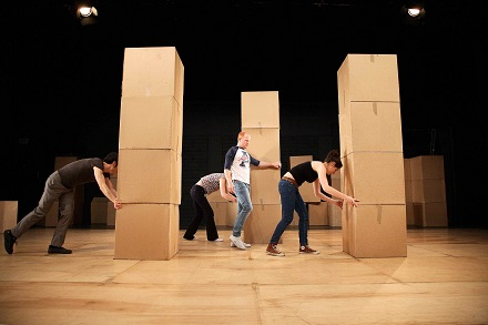 The Rest Is Action at Project Arts Centre, Dublin