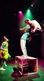 War of Attrition, Theatre at Project Arts Centre, Dublin