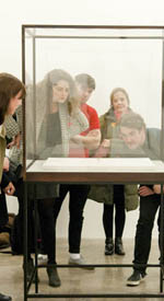 Relatively Speaking - Gallery tours hosted by Project Arts Centre