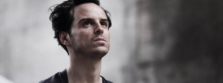 Andrew Scott stars in Sea Wall, Theatre at Project Arts Centre Dublin