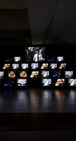 Gretchen Bender, Total Recall, 1987 - Exhibitions at Project Arts Centre, Dublin
