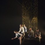 Dusk Ahead - junk ensemble - Dance at Project Arts Centre