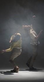 Dusk Ahead - junk ensemble - Dance at Project Arts Centre