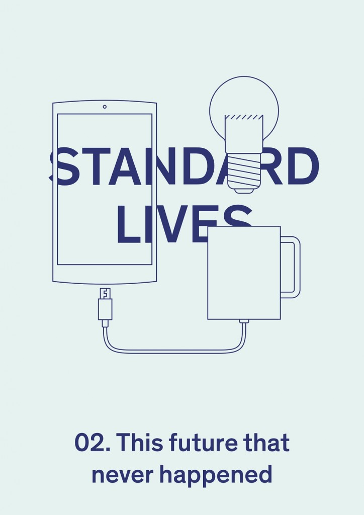 Standard Lives - Talks at Project Arts Centre, Dublin