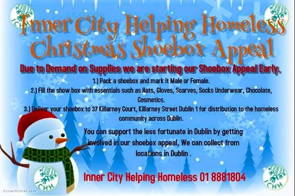 Inner City Helping Homeless 1
