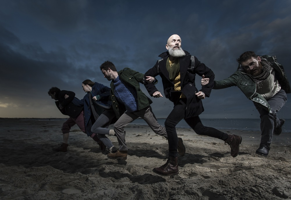 The Casement Project - Fearghus O Conchuir - Dance - Project Arts Centre - Photography by Matthew Thompson