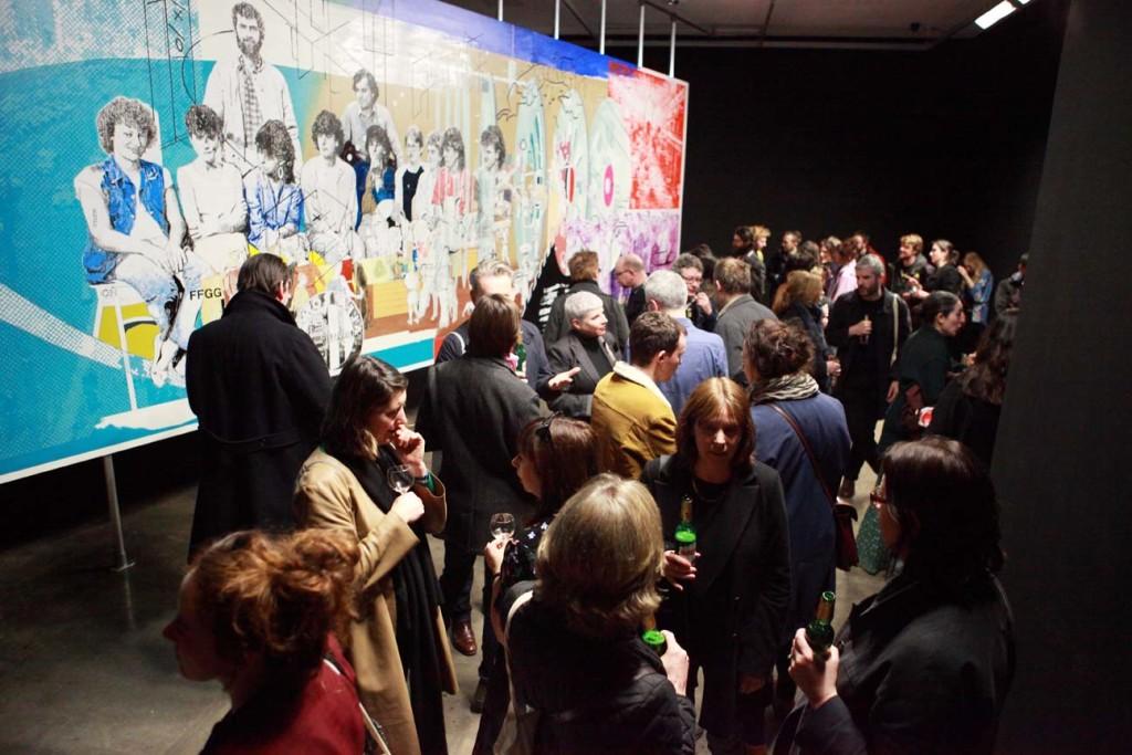 Empireland by Mark O'Kelly - Exhibitions at Project Arts Centre, Dublin