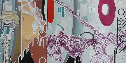 Empireland - Mark O'Kelly - Exhibitions at Project Arts Centre, Dublinblog