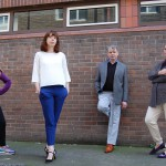 Inhabitance Cast - Glass Doll Productions - Project Arts Centre, Dublin - 2
