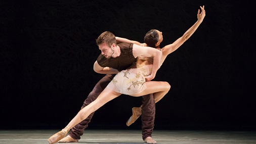 Alonzo King (Constellation) - DDF - Project Arts Centre, Dublin - 2