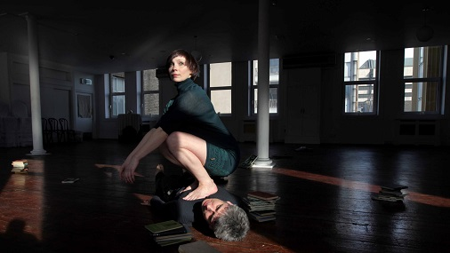 Dylan Quinn Dance Theatre - Fulcrum - DDF2016 - Project Arts Centre, Dublin