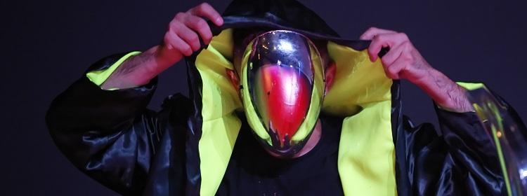 Fernando Belfoire - Dublin Dance Festival 2016 at Project Arts Centre, Dublin