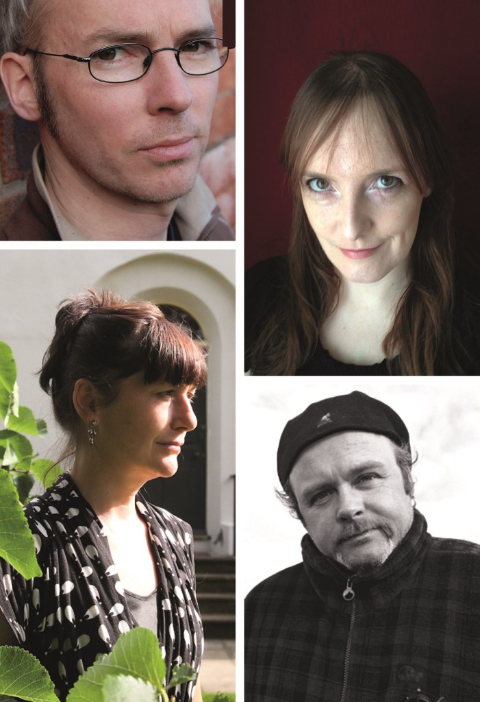 Making It Up - The Stinging Fly - Talks at Project Arts Centre, Dublin