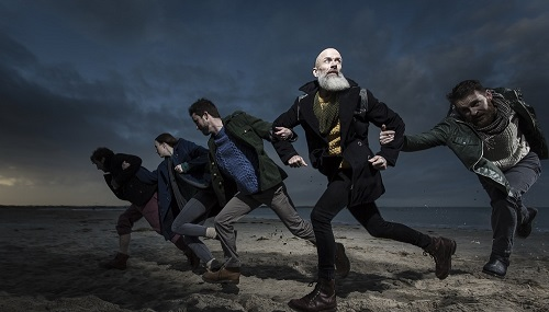 The Casement Project - Fearghus O Conchuir - Dance - Project Arts Centre - Photography by Matthew Thompson - 1