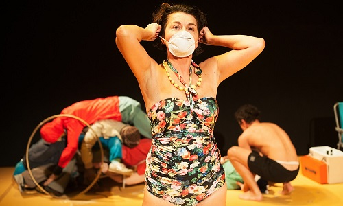This Beach by Brokentalkers as part of Tiger Dublin Fringe 2016 – Theatre at Project Arts Centre, Dublin BLOG