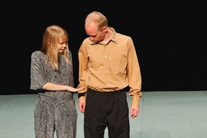 This is Not a Love Story by Gunilla Heilborn as part of Dublin Theatre Festival at Project Arts Centre, Dublin