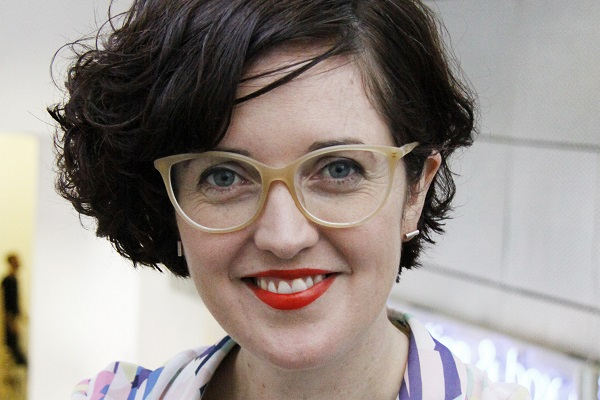 Curator of Visual Arts Tessa Giblin Departs for Edinburgh