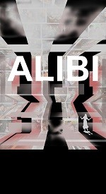 ALIBI by Mark Durkan - Live Collision International Festival at Project Arts Centre, Dublin