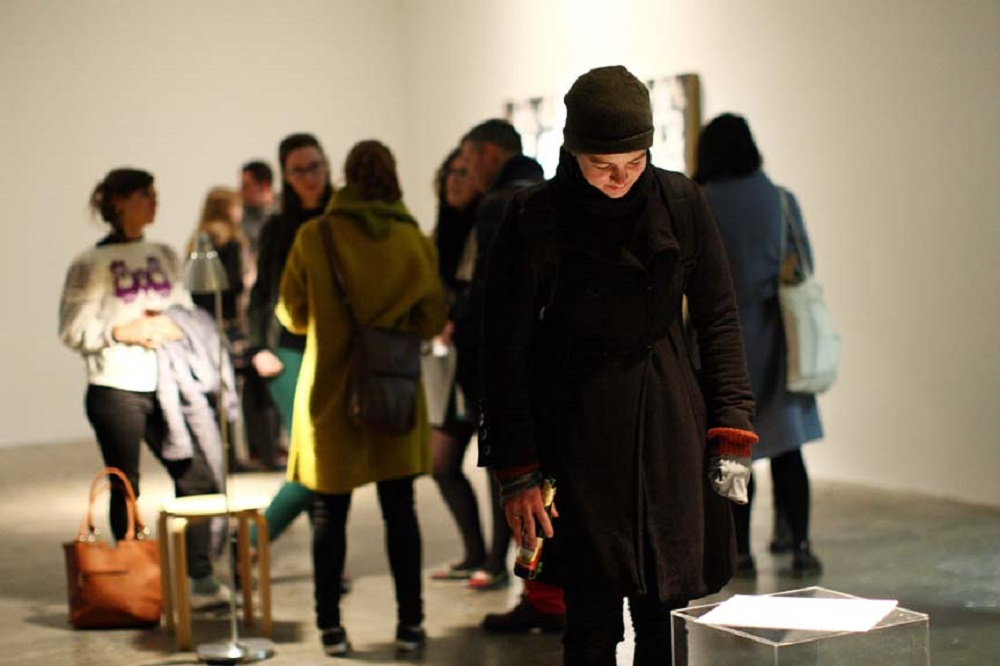 Gallery Tours at Project Arts Centre, Dublin
