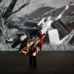 REVOLVER by Iseli-Chiodi Dance Company at Project Arts Centre, Dublin