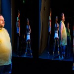 George Bush and Children by Dick Walsh and Pan Pan - Theatre at Project Arts Centre, Dublin