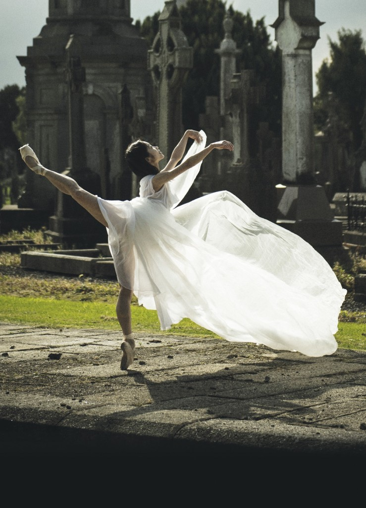 Giselle by Ballet Ireland - Dance at Project Arts Centre, Dublin