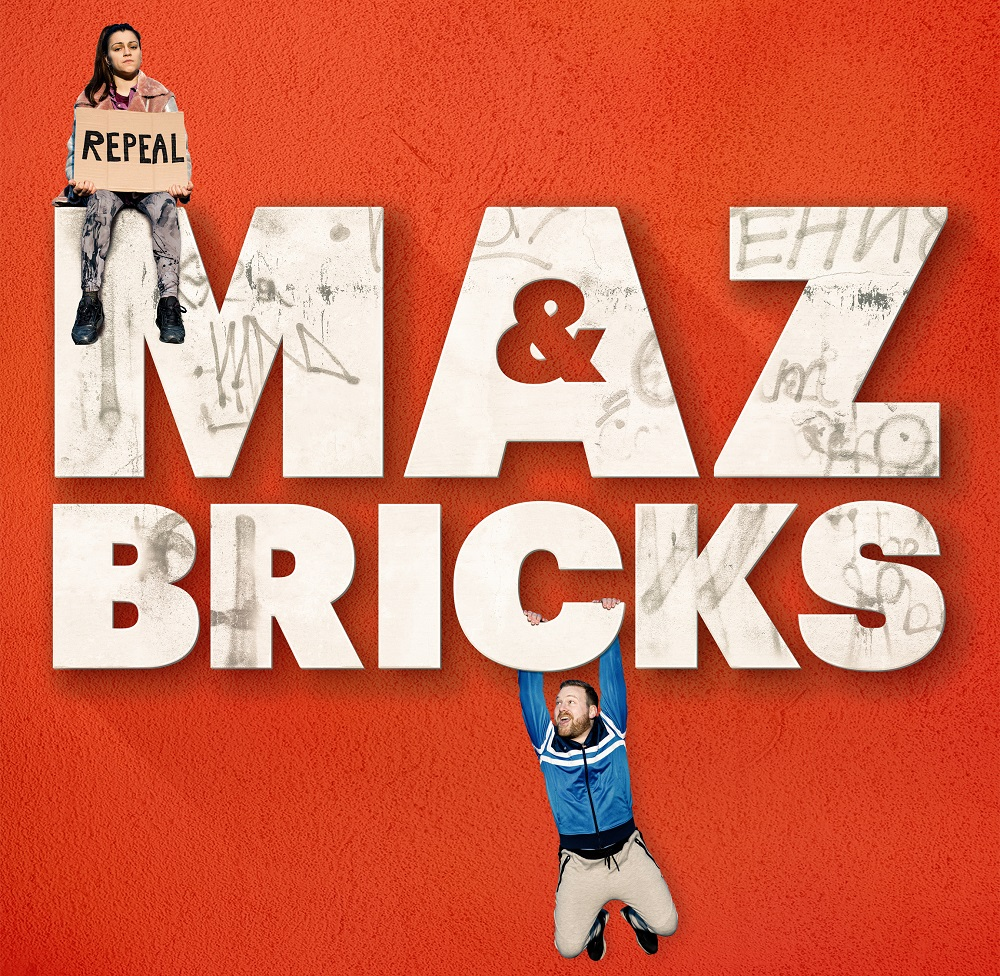 Maz and Bricks by Fishamble - Theatre at Project Arts Centre, Dublin