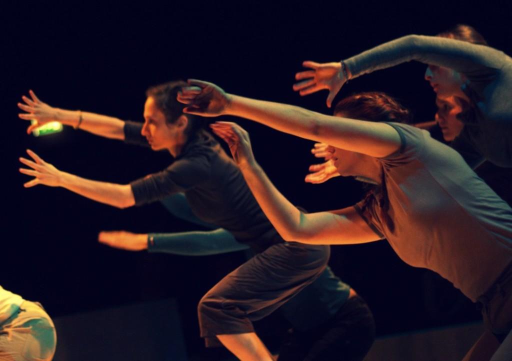 The Cove by Echo Echo Dance Theatre Comapany at Project Arts Centre, Dublin