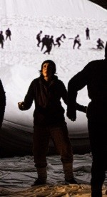 Shackleton by Blue Raincoat - Theatre at Project Arts Centre