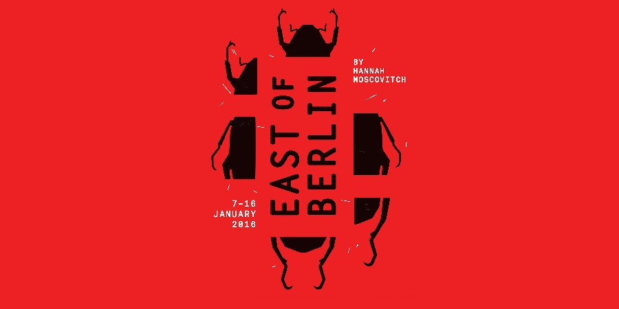 East of Berlin - Theatre at Project Arts Centre, Dublin