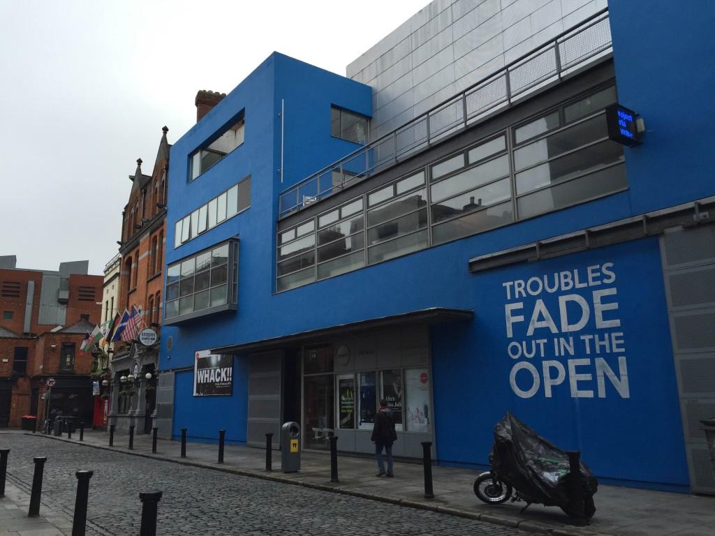 Bank of Secrets - Will St Leger - Project Arts Centre, Dublin