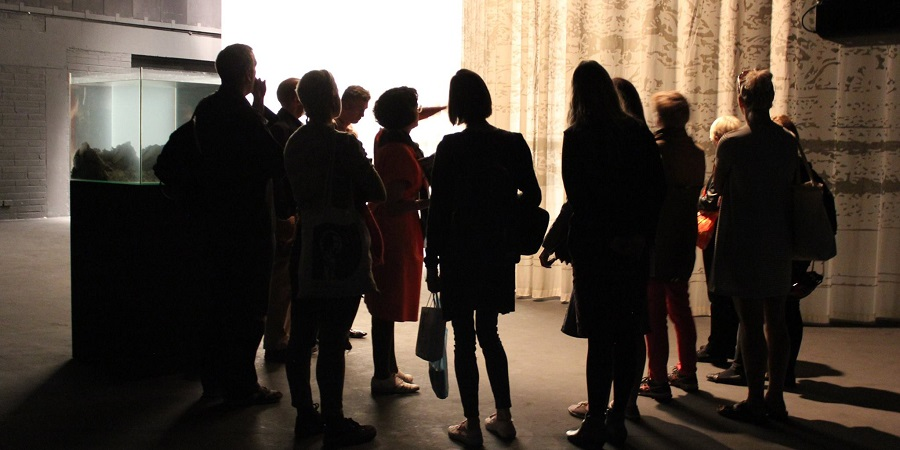 Relatively Speaking - Gallery Tour - Project Arts Centre, Dublin