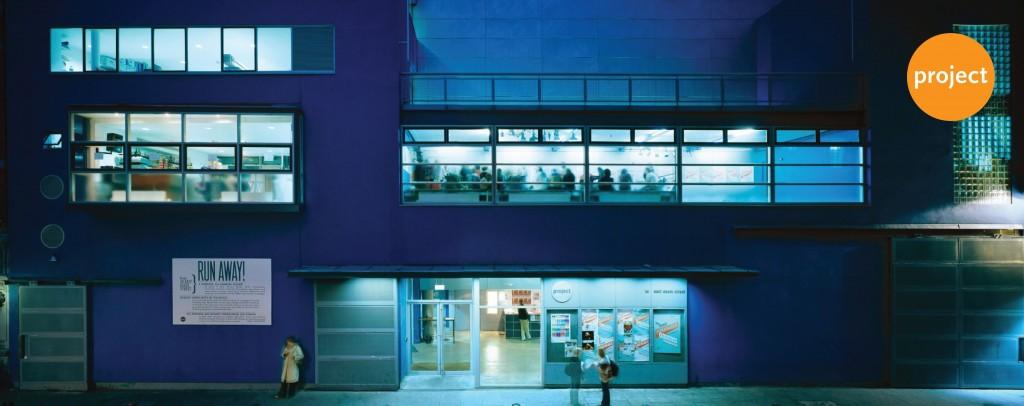 Project Arts Centre, Dublin