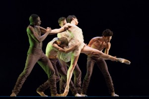 Alonzo King (Constellation) - DDF - Project Arts Centre, Dublin - 1