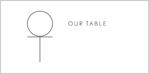 Our Table - Project Arts Centre Dublin blogpost