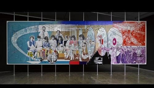 Empireland - Mark O'Kelly - Exhibitions at Project Arts Centre, Dublin