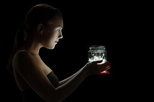 Glowworm by Umbrella Theatre as part of Tiger Dublin Fringe at Project