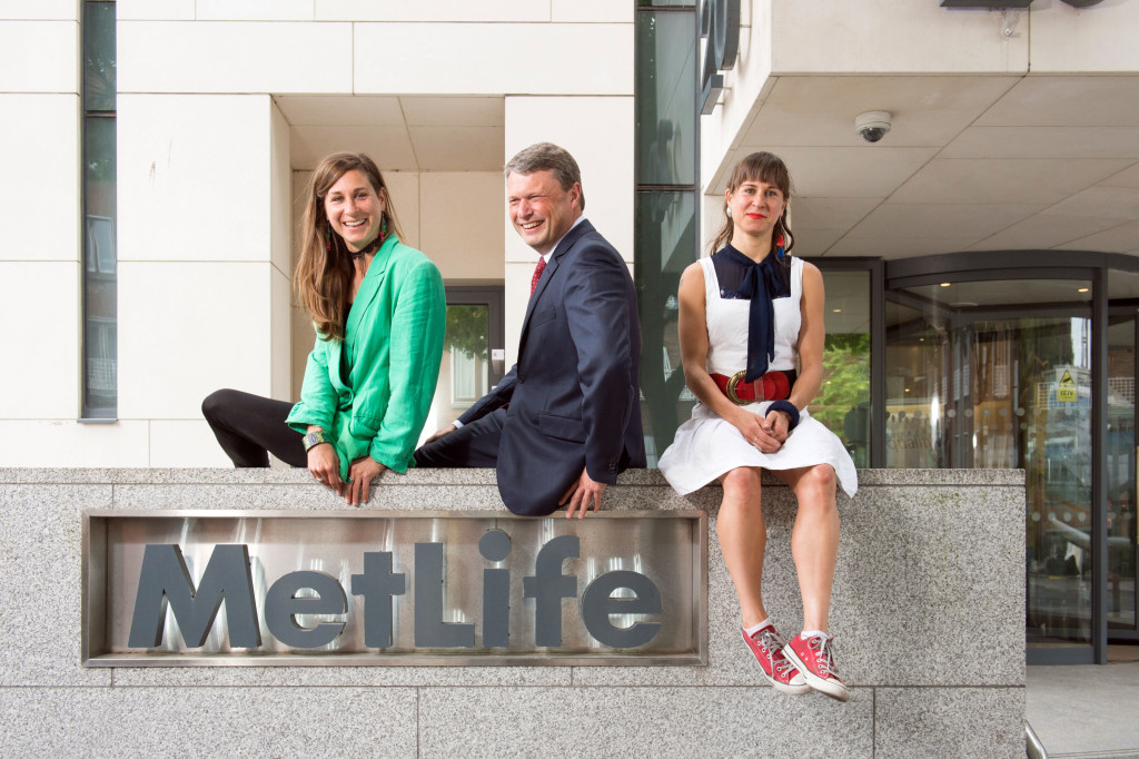 MetLife Announce Grant for Project Artists Programme (image Barry Cronin)
