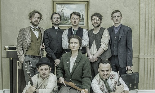 The Hellfire Squad by The Devious Theatre Company at Project Arts Centre, Dublin