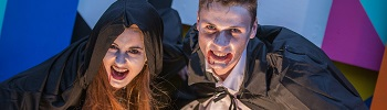 Spooky Music Trail as part of Bram Stoker Festival, produced by Project Arts Centre, Dubin
