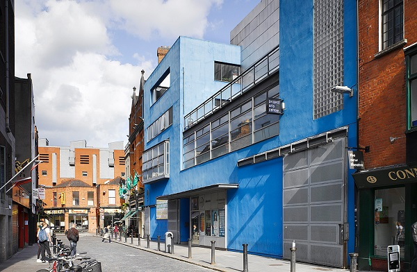 Project Arts Centre (image Ros Kavanagh)
