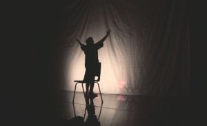 Project Artists THEATREclub's I'm Not Here by Doireann Coady