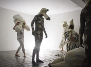 Celina Muldoon's Untitled, Live Collision, Performance and Events at Project Arts Centre Dublin 4