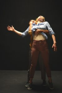 Dublin Dance Festival present Liz Roche's Wrongheaded. Dance Events at Project Arts Centre
